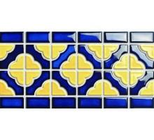 BW0019 керамика 150*306 мозаика-бордюр NS-MOSAIC