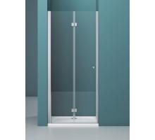 Душевая дверь ALBANO-BS-12-100-C-Cr 1000 хром, прозр. BELBAGNO