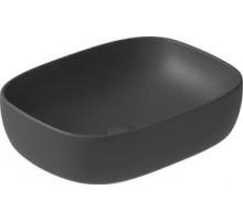 DREAM/7301NEMT раковина накладная черная матовая GALASSIA