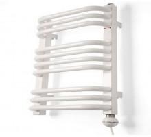ALEX 300W полотенцесушитель электрический 540*500 мм белый Terma