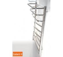 Галант-9 L9 100*40 хром полотенцесушитель водяной PRIORITET