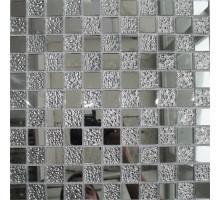 Мозаика CY817 стекло/зеркало 300*300*4 KERAMOGRAD