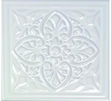 Armonia A Blanco 15*15 декор MONOPOLE