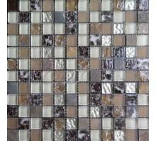 Мозаика BLH001 30*30 стекло+камень IMAGINE MOSAIC