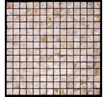 SMA-03-20 305*305 мозаика из ракушек NATURAL