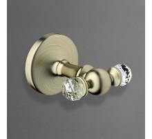 ANTIC CRYSTAL Двойной крючок бронза AM-2686SJ-Br ART&MAX
