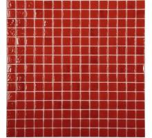 AA21 стекло красный (сетка) 327*327 мозаика NS-MOSAIC