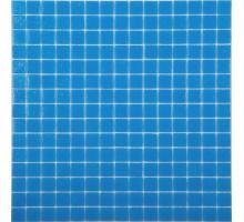 AB02 стекло т.голубой (бумага) 327*327 мозаика NS-MOSAIC