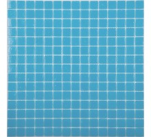 AB03 стекло ср.голубой (бумага) 327*327 мозаика NS-MOSAIC