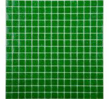 AC01 стекло т.зеленый (бумага) 327*327 мозаика NS-MOSAIC