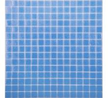 AG03 стекло ср.синий (бумага) 327*327 мозаика NS-MOSAIC