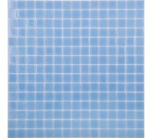 AG04 стекло св.синий (бумага) 327*327 мозаика NS-MOSAIC