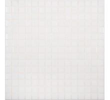 AP02 стекло белый (бумага) 327*327 мозаика NS-MOSAIC