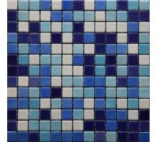 Мозаика COM425Y COMBI 4 340*340 стекло TOGAMA
