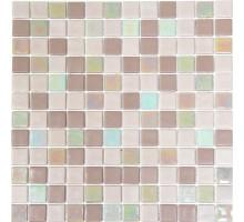 Fosvit Crema (флюоресц.) 316*316 мозаика стекло MOSAVIT