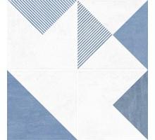 METAFOR Decor Azul 50*50 керамогранит DONNAKER