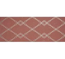 Goldstone Burgundy Chain 35*90 плитка настенная LA PLATERA