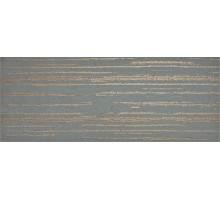 Goldstone Teal Lines 35*90 плитка настенная LA PLATERA
