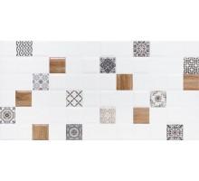 Астрид плитка настенная 20*40 декор. белый 1 1041-0238 LASSELSBERGER