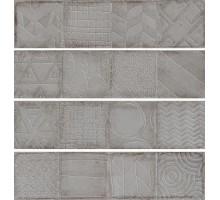 ALCHIMIA Decor Pearl 7,5*30 плитка настенная CIFRE