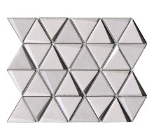 Effect Triangle Silver 26*31 мозаика L'ANTIC COLONIAL