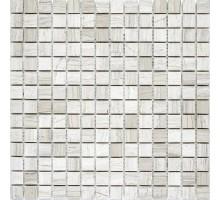 Grey Polished (JMST026) 20*20 мозаика из мрамора 305*305 Starmosaic