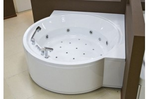 Овальные и круглые ванны