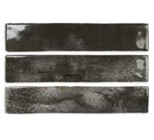 ENAMEL CHARCOAL 5*25 плитка настенная DNA