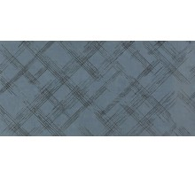Bloom Metal Blue Silver Inserto 80*160 декор FAP