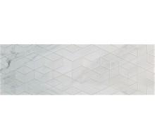 2112 DECOR Blanco 40*120 DIAMOND декор PORCELANITE DOS