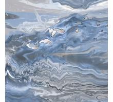Ebru Blue 66*66 керамогранит CODICER
