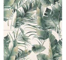 Burano green 61,8*60,8 панно из 2 шт. TUBADZIN-DOMINO
