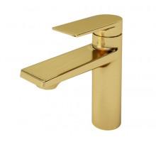 Aisch 5503 Смеситель для умывальника золото WASSERKRAFT