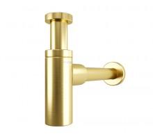 AISCH 5500 A170 Сифон для раковины золото WASSERKRAFT
