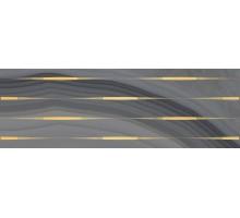 Agat Lines серый 20*60 декор LAPARET