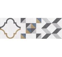 Alabama микс серый 60078 20*60 плитка настенная LAPARET