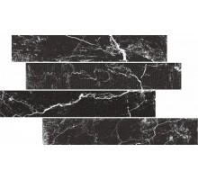 ALBION black 10*60 керамогранит OSET