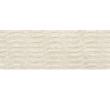 Alpine beige waves 32*90 плитка настенная PERONDA