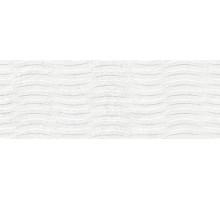 Alpine white waves 32*90 плитка настенная PERONDA