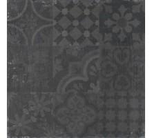 Claque Hidraulico Negro (9 дизайнов) 61,5*61,5 керамогранит ROCA