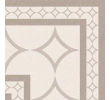 Brescia 22 beige esquina 22,5*22,5 декор напольный MIJARES