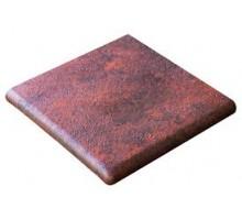 Esquina Jasper Rojo 33*33 ступень угловая GRES ARAGON