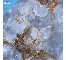 AGYARO Blue High Glossy 60*60 керамогранит ITC