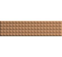 BISCUIT Stud Terra 5*20 плитка настенная 41ZERO42