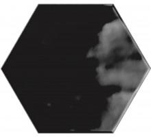 HEX BLACK GLOSSY 15*17,3 плитка настенная RIBESALBES