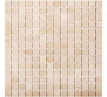 Crema Marfil Matt 20*20 мозаика из мрамора 305*305 Starmosaic