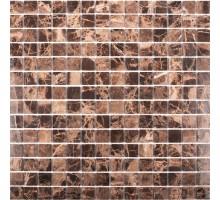 Dark Emperador Polished 20*20 мозаика из мрамора 305*305 Starmosaic