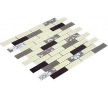Мозаика Crystal CR 0103 30*30 стекло KERAMISSIMO