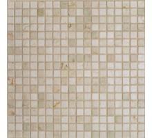 Мозаика Botticino Pol. 15х15х4 30,5*30,5 мрамор ORRO