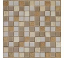 Мозаика Capri 29,5*29,5 стекло+камень ORRO